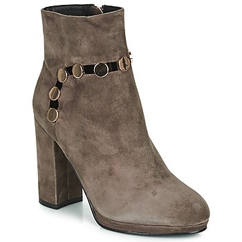 Zapatos Mujer Botines Café Noir JULIET Topotea