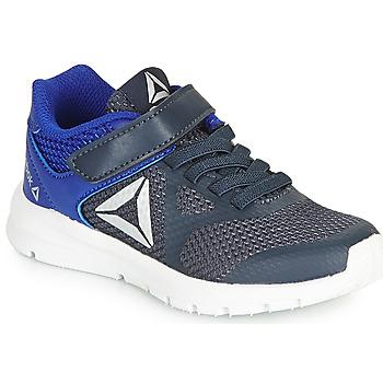 Zapatos Niño Zapatillas bajas Reebok Sport REEBOK RUSH RUNNER Marino / Azul