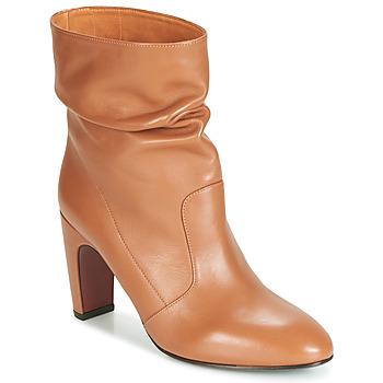 Zapatos Mujer Botines Chie Mihara EVIL Camel