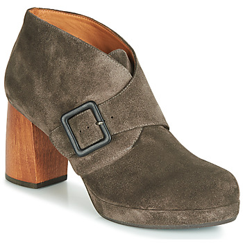 Zapatos Mujer Low boots Chie Mihara QUIRINA Gris