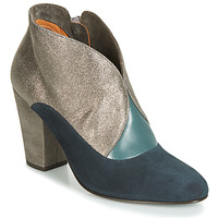 Zapatos Mujer Botines Chie Mihara ELGI Plata / Marino