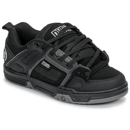 Zapatos Zapatillas bajas DVS COMANCHE Negro