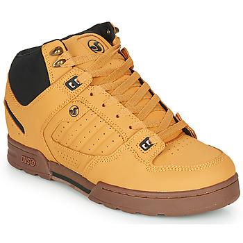 Zapatos Hombre Botas de caña baja DVS MILITIA BOOT Marrón