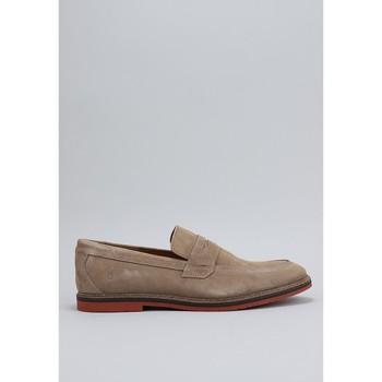 Zapatos Hombre Mocasín Krack 1240021 Beige