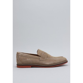 Zapatos Hombre Mocasín Krack Heritage 1240021 Beige