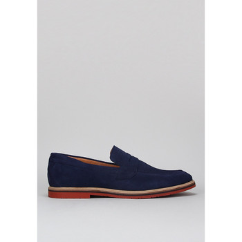 Zapatos Hombre Slip on Krack 1240021 Azul