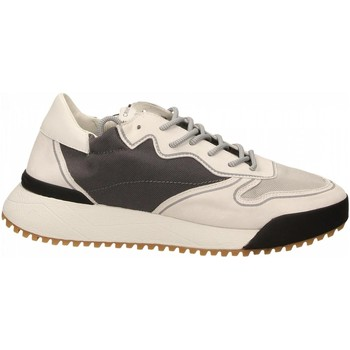 Zapatos Hombre Zapatillas bajas Crime London CRIME white