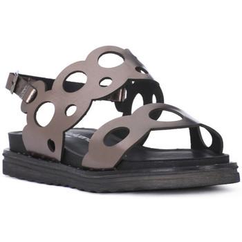 Zapatos Mujer Sandalias Fluchos SONO ITALIANA LAM PELTRO Grigio