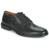 Zapatos Hombre Derbie Schmoove BANK-DERBY Negro