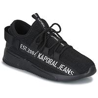 Zapatos Hombre Zapatillas bajas Kaporal DOFINO Negro