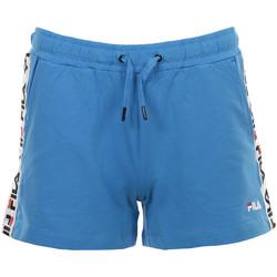 textil Mujer Shorts / Bermudas Fila Wn's Maria Shorts Azul