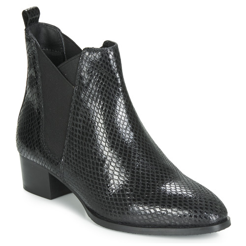 Zapatos Mujer Botines Ravel LOBURN Negro