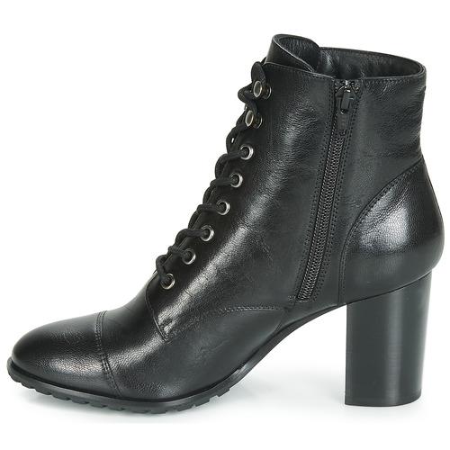 Botines Zapatos Ravel Mujer Negro Marco 8v0nOmwN