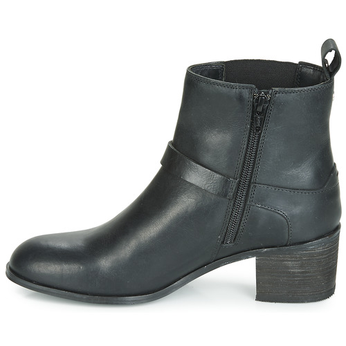 Kingsley Zapatos Mujer Ravel Negro Botines vNnm80Ow