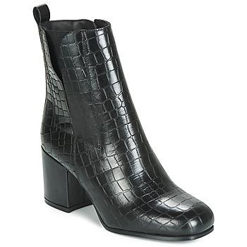 Zapatos Mujer Botines Ravel WELLSFORD Negro