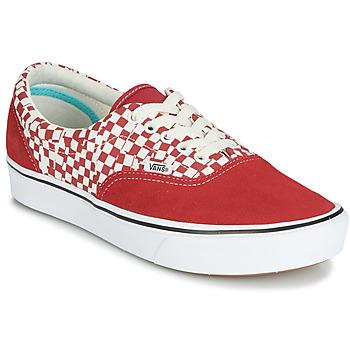 Zapatos Zapatillas bajas Vans COMFYCUSH ERA Rojo / Blanco
