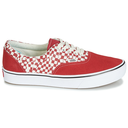 Era Vans Comfycush RojoBlanco Zapatillas Bajas Zapatos mN8Oyvn0Pw