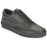 Zapatos Zapatillas bajas Vans OLD SKOOL Negro