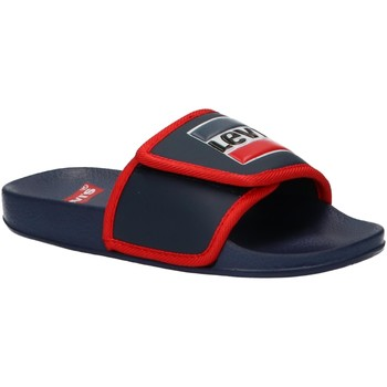 Zapatos Niños Chanclas Levi's VPOL0021S GAME Azul