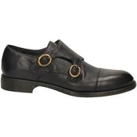 Zapatos Hombre Mocasín Brecos BUFFALO TUFF. nero-nero