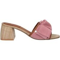 Zapatos Mujer Chanclas Gioseppo 44088 Rosa