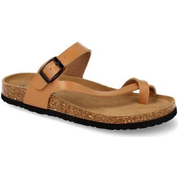 Zapatos Mujer Sandalias Shoes&blues M-15 Camel