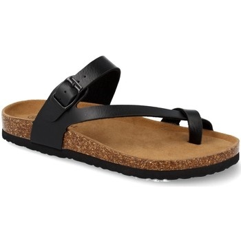 Zapatos Mujer Sandalias Shoes&blues M-15 Negro