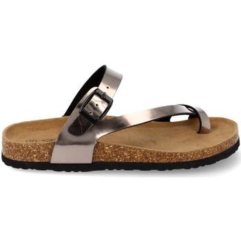 Zapatos Mujer Sandalias Shoes&blues M-15 Plata