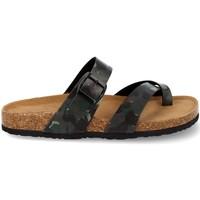 Zapatos Hombre Sandalias Flyfor M-150 Camuflaje
