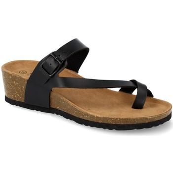 Zapatos Mujer Sandalias Silvian Heach M-28 Negro