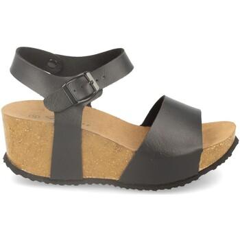 Zapatos Mujer Sandalias Shoes&blues M-77 Negro