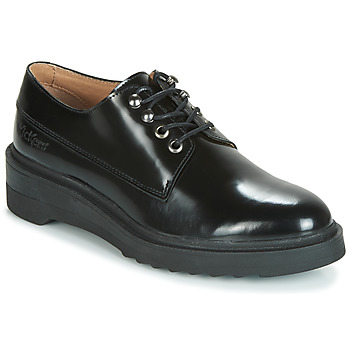 Zapatos Mujer Derbie Kickers ALDARIC Negro