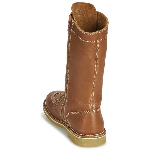 Botas Urbanas Kickers Mujer Meetkiknew Zapatos Camel 1KlJFc