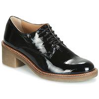 Zapatos Mujer Derbie Kickers OXYBY Negro