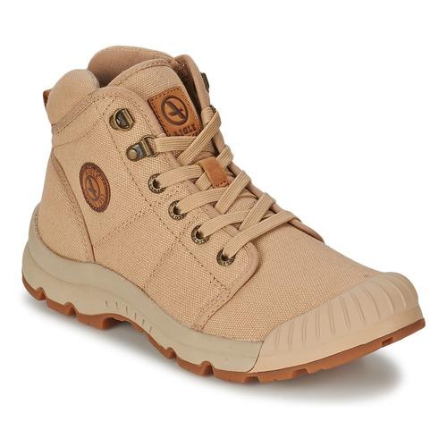Zapatos Hombre Zapatillas altas Aigle TENERE LIGHT Beige