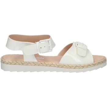 Zapatos Niña Sandalias MTNG 47617 Blanco