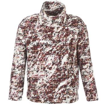 textil Mujer Abrigos See U Soon POTNO Marrón / Beige