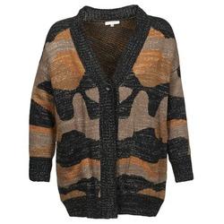textil Mujer Chaquetas de punto See U Soon DUZIR Multicolor