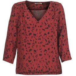 textil Mujer Tops / Blusas See U Soon TRIRIVIER Burdeo