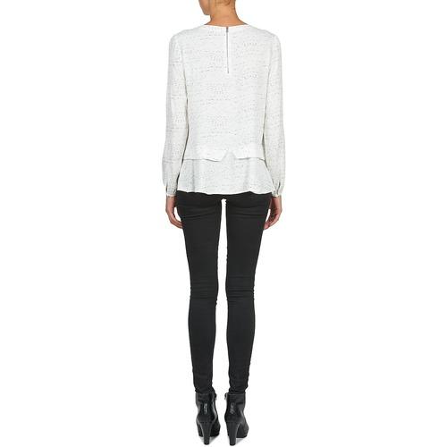 U Textil Mujer TopsBlusas See Blanco Cabrinou Soon stBrCdhQx