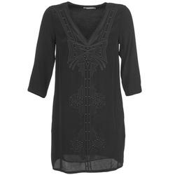 textil Mujer vestidos cortos See U Soon CASOU Negro