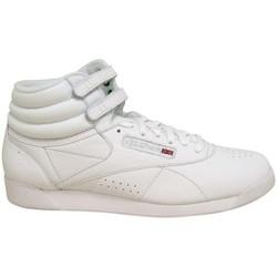 Zapatos Mujer Zapatillas altas Reebok Classic FREESTYLE HI Blanco