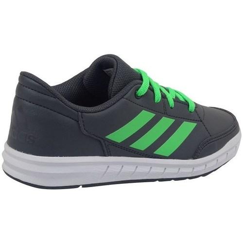Zapatos Niño Zapatillas bajas adidas Originals Altasport K Grises