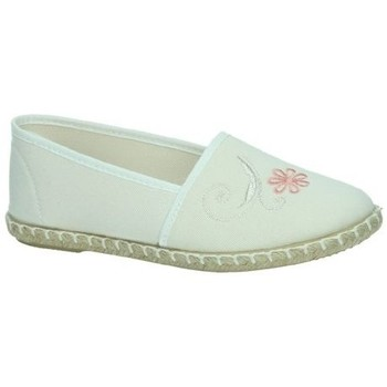Zapatos Mujer Alpargatas Ruiz Bernal Alpargatas de lona Blanco