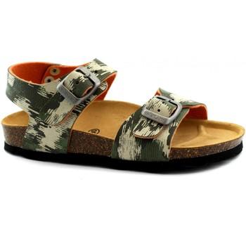 Zapatos Niño Sandalias Grunland GRU-E19-SB1226-OA-a Verde