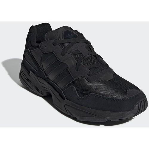 Zapatos Hombre Zapatillas bajas adidas Originals YUNG96 Negros