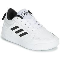 Zapatos Niños Zapatillas bajas adidas Performance VECTOR K Blanco / Negro