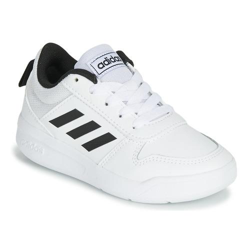 adidas Performance VECTOR K Blanco / Negro - Envío gratis | ! - Zapatos Deportivas bajas Nino