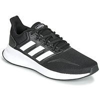 Zapatos Hombre Running / trail adidas Performance RUNFALCON Negro
