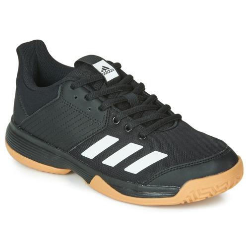 adidas Performance LIGRA 6 YOUTH Negro - Envío gratis | ! - Zapatos Deportivas bajas Nino